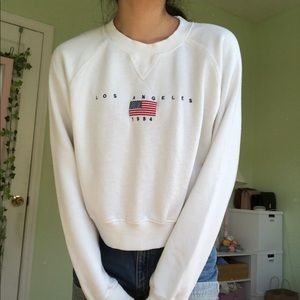 Los Angeles brandy Melville sweater